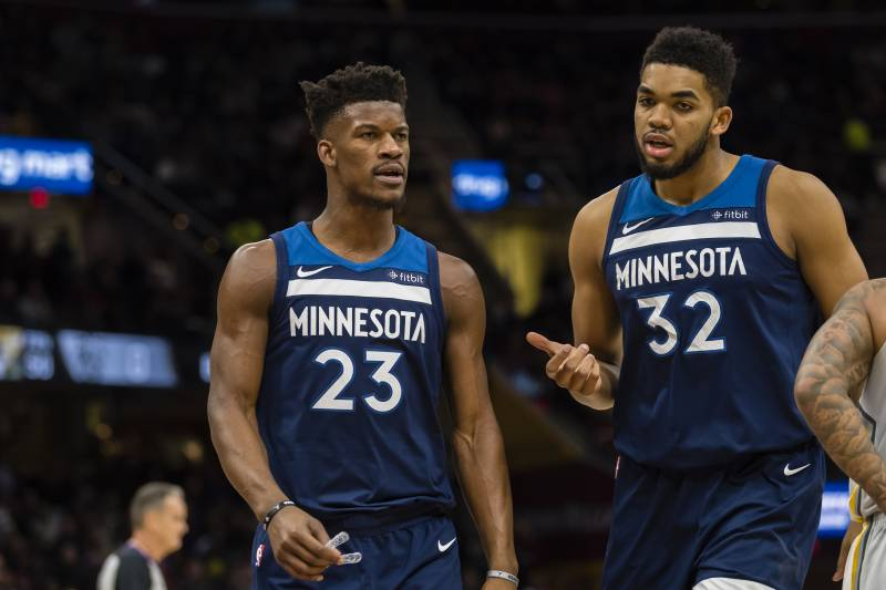 82c3fef0caa Can We Trust the Timberwolves as Contenders Entering the NBA All-Star Break
