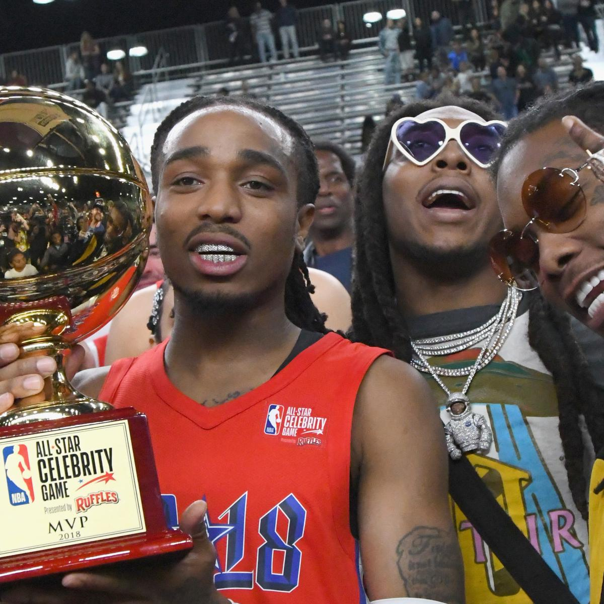 NBA All-Star Celebrity Game 2017 results: Brandon ...