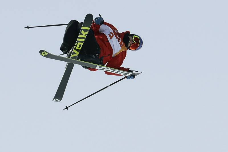 Men's Freestyle Skiing Results Olympics 2018: Oystein