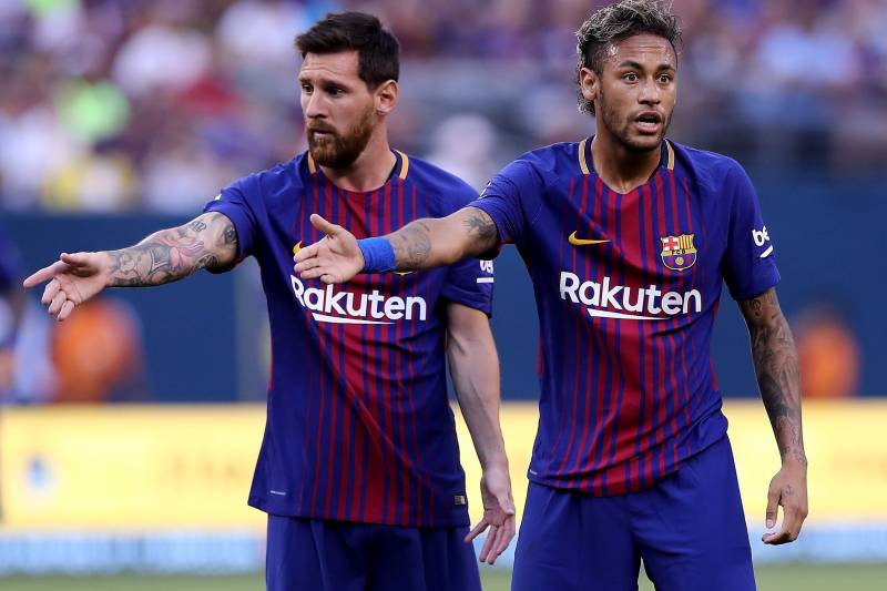 7fe369adf61 Why Barcelona Have Found Life Easier Without Neymar