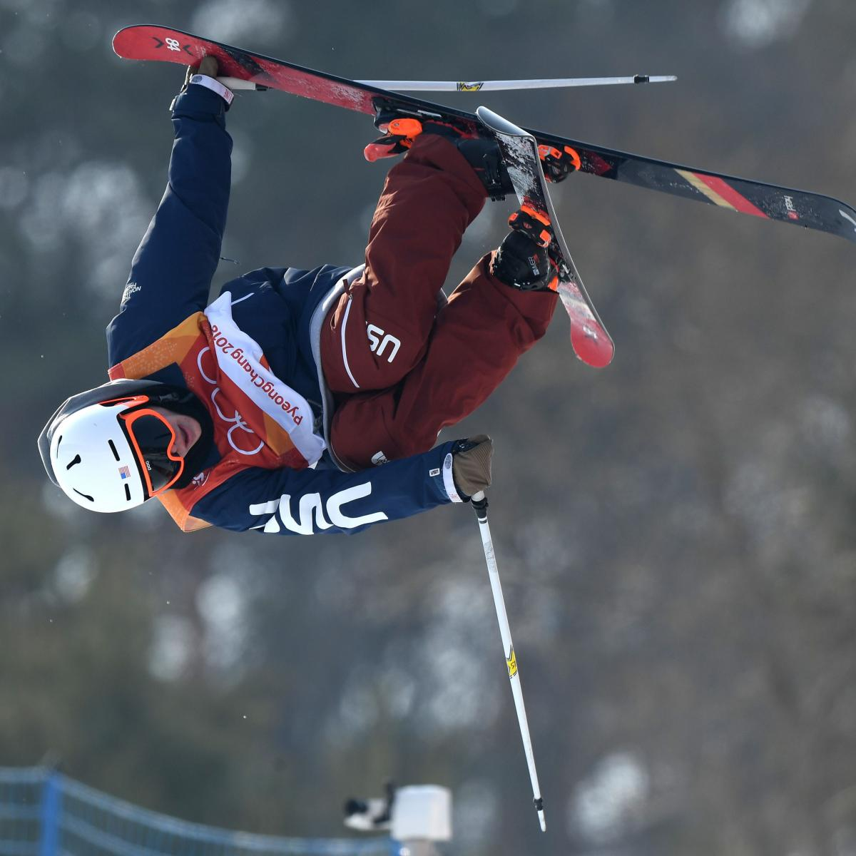 Men's Freestyle Skiing Results Olympics 2018: Halfpipe ...