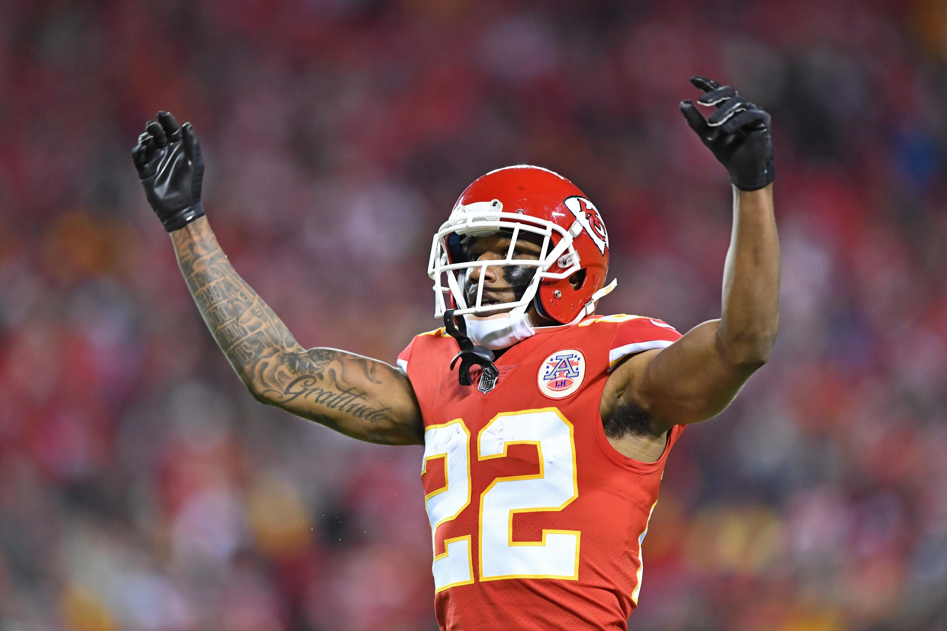 best website 2a6a9 3b3f1 Marcus Peters Trade Rumors: Chiefs CB 'May Not Be Long for ...