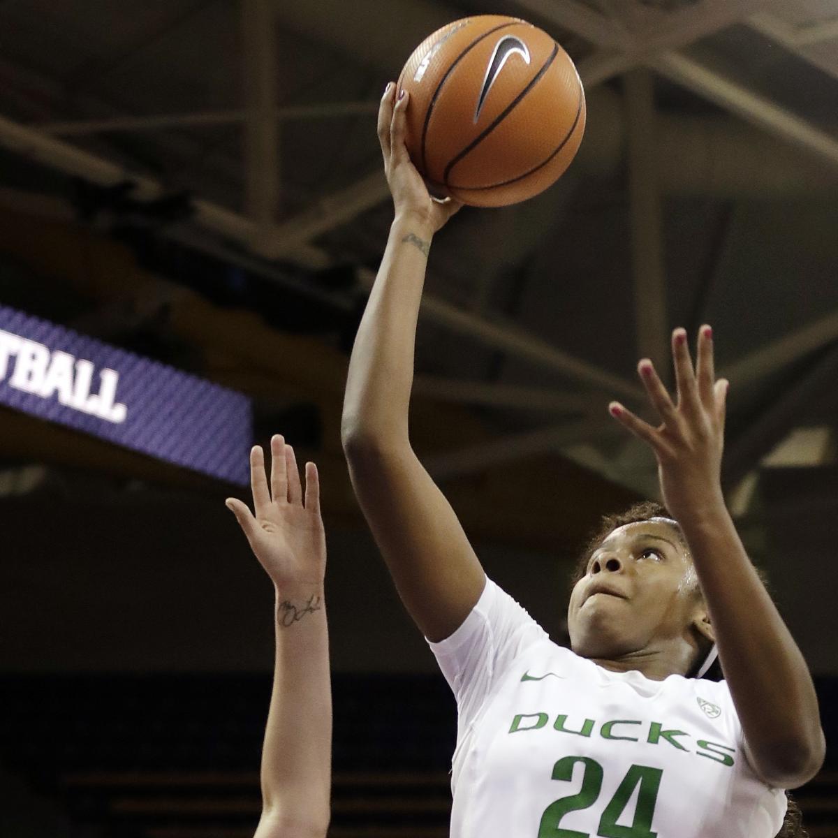 Oregon F Ruthy Hebard Makes NCAA-Record 33 Consecutive ...
