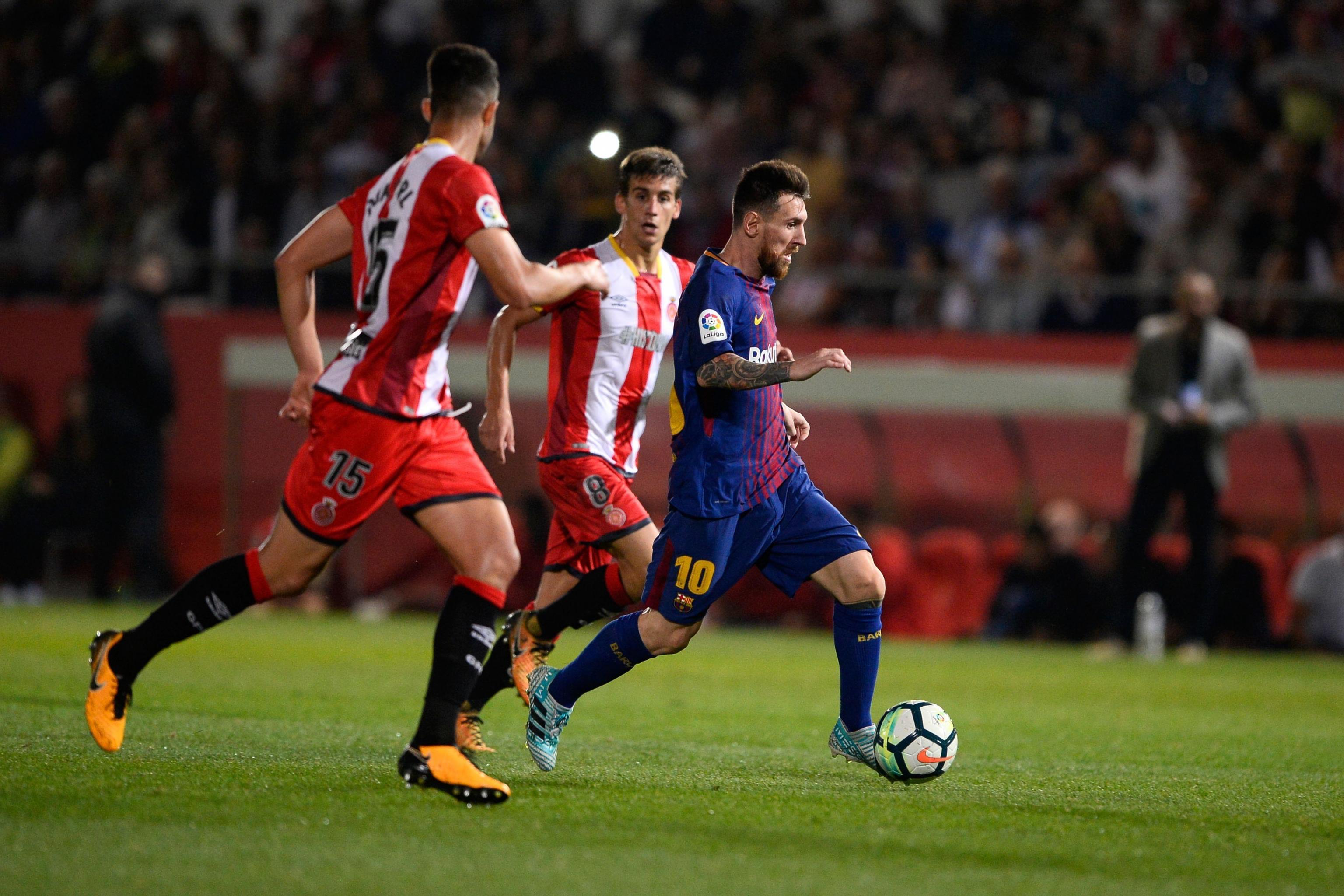 Barcelona Vs Girona Team News Preview Live Stream Tv Info Bleacher Report Latest News Videos And Highlights