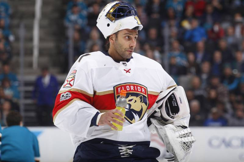 Parkland Resident Roberto Luongo Advocates For Action After Shooting