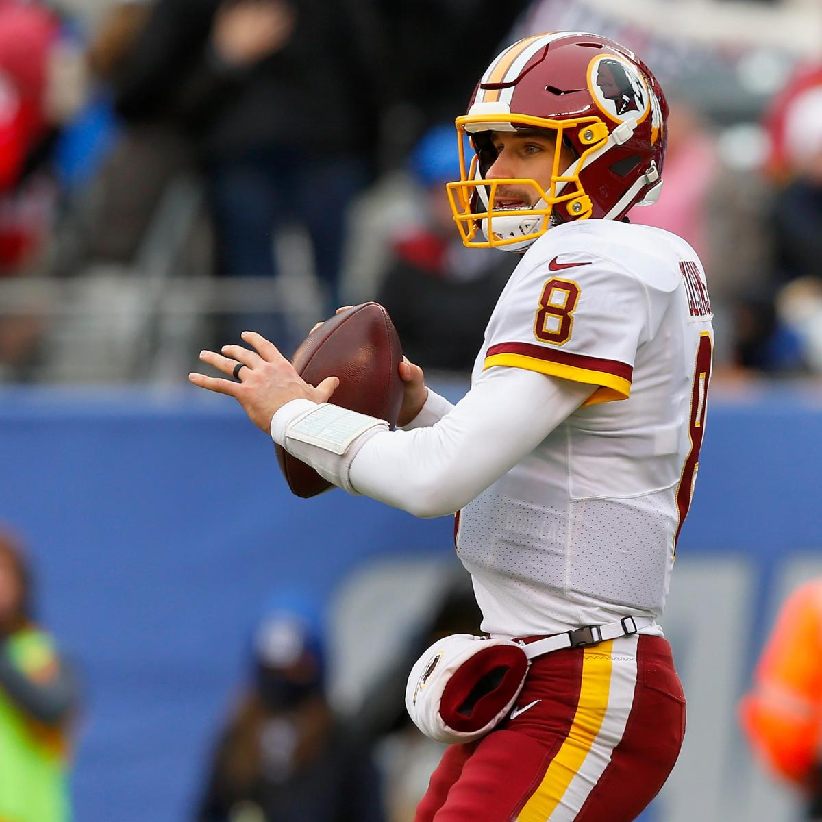 c6b4b5db1ab Kirk Cousins Rumors  Jets Reportedly Won t Give QB Blank Check ...