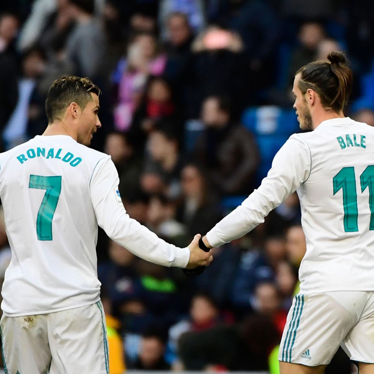 Cristiano Ronaldo S 4 Goals Lead Real Madrid To Win Vs