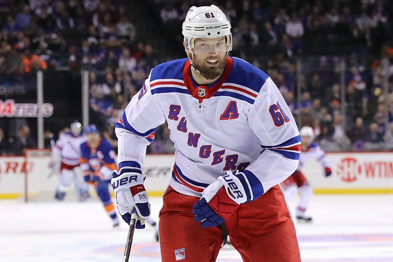 Rick Nash Traded to Bruins from Rangers for 2018 1st-Round Draft Pick and More