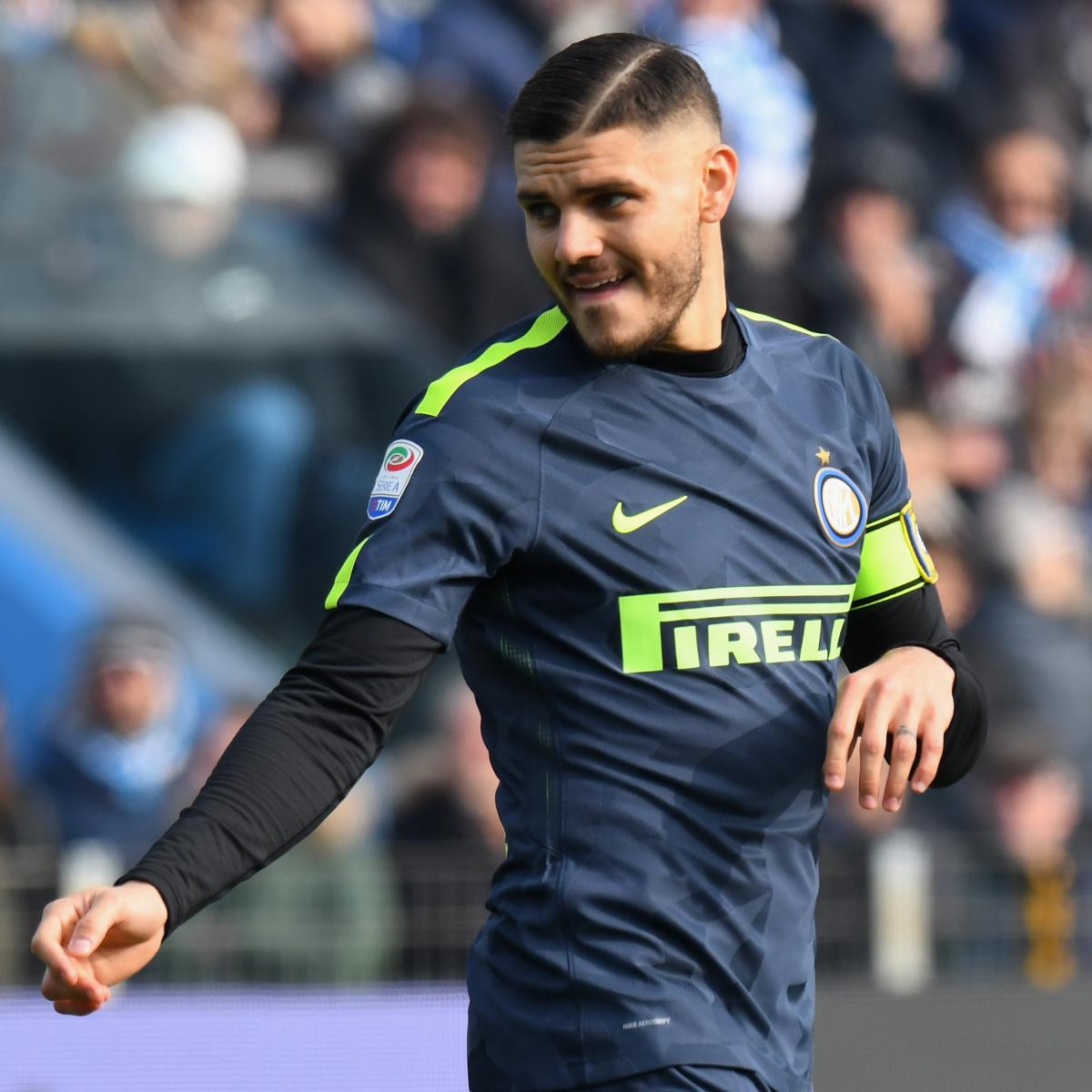 Manchester United Transfer News Latest Rumours On Lucas: Manchester United Transfer News: Top Mauro Icardi Rumours