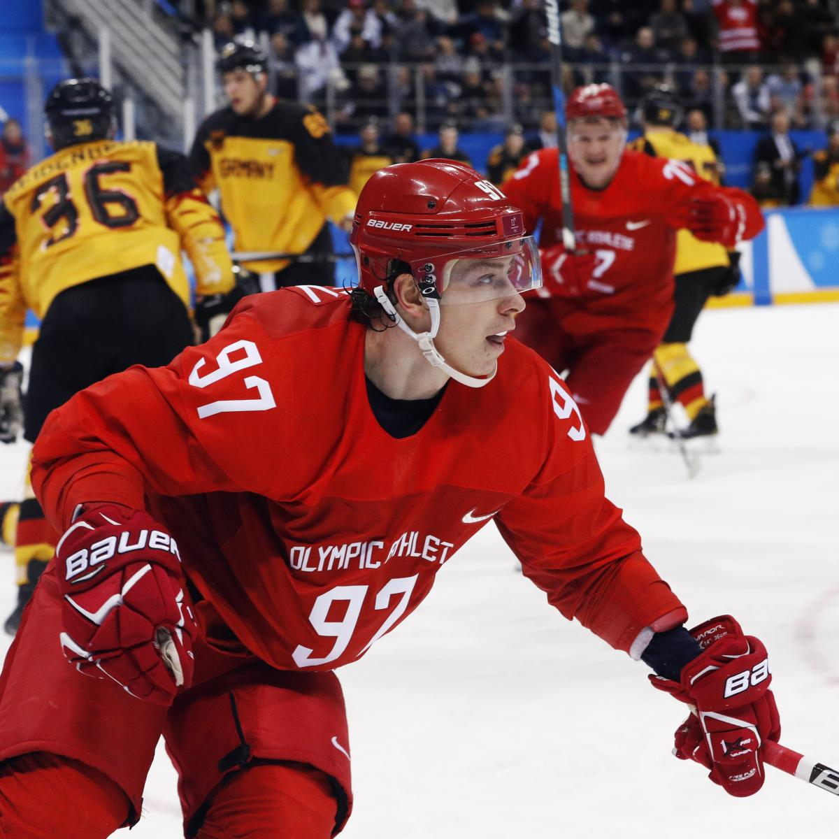 russian olympic hockey team 2018 players who should be in the nhl bleacher report latest. Black Bedroom Furniture Sets. Home Design Ideas
