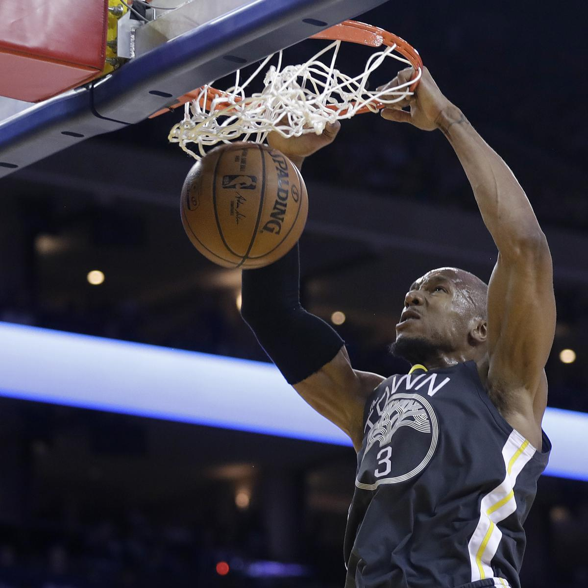 Warriors Vs Nets Full Game Highlights: David West Ruled Out Vs. Nets With Cyst Under Arm