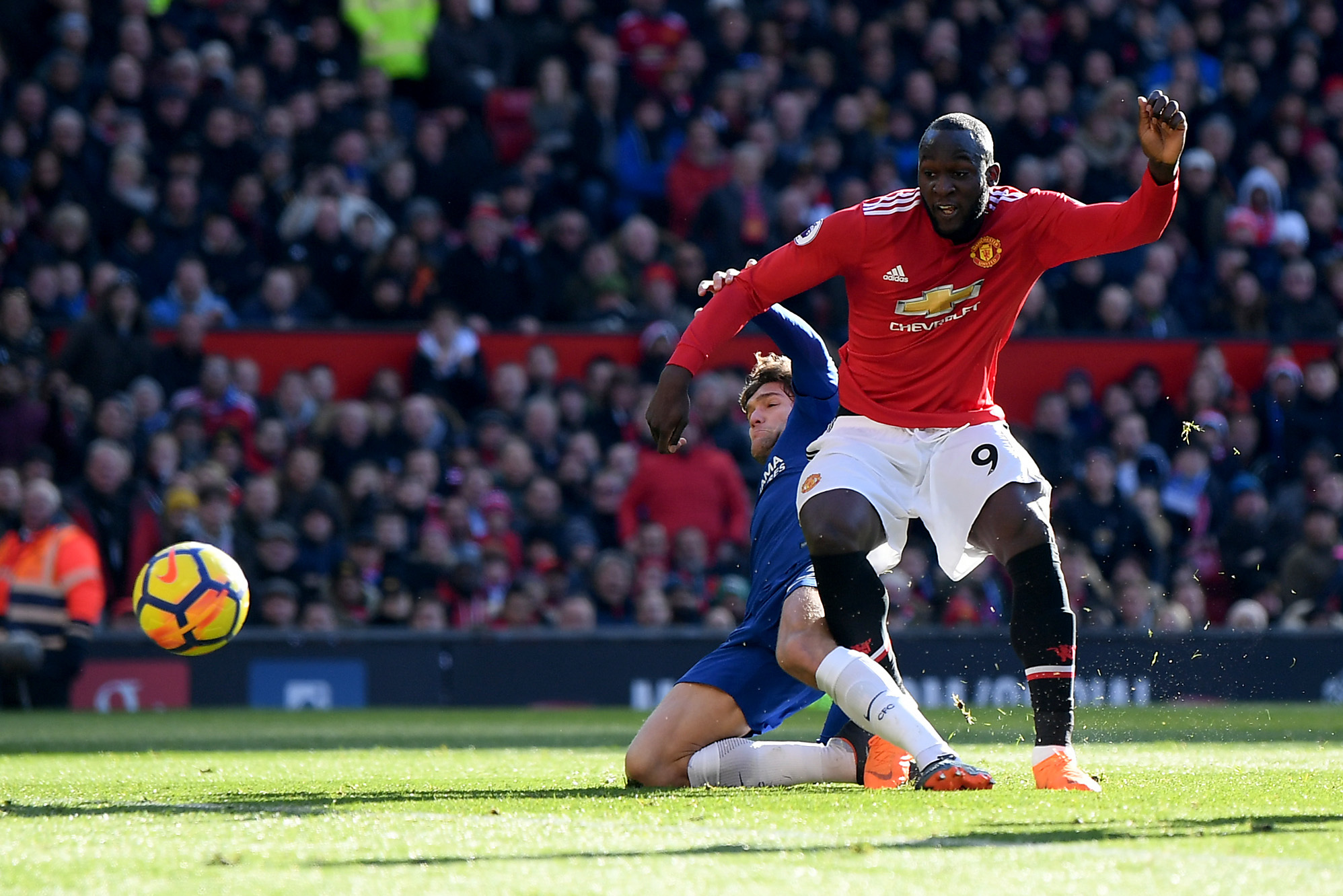 Romelu Lukaku Says He Deserves More Respect For Goal Record After Chelsea Win Bleacher Report Latest News Videos And Highlights
