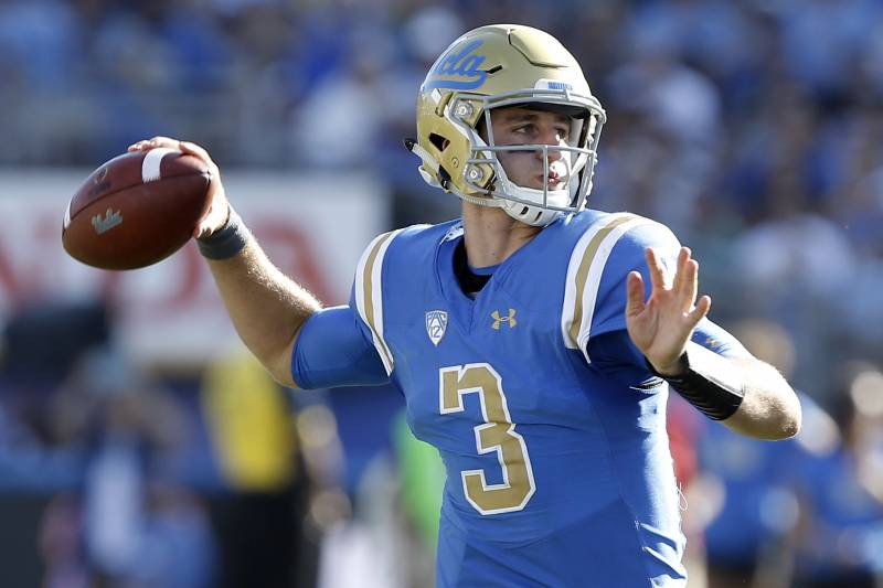 c6bae6e43 NFL Mock Draft 2018  Latest Projections for 1st-Round Prospects ...