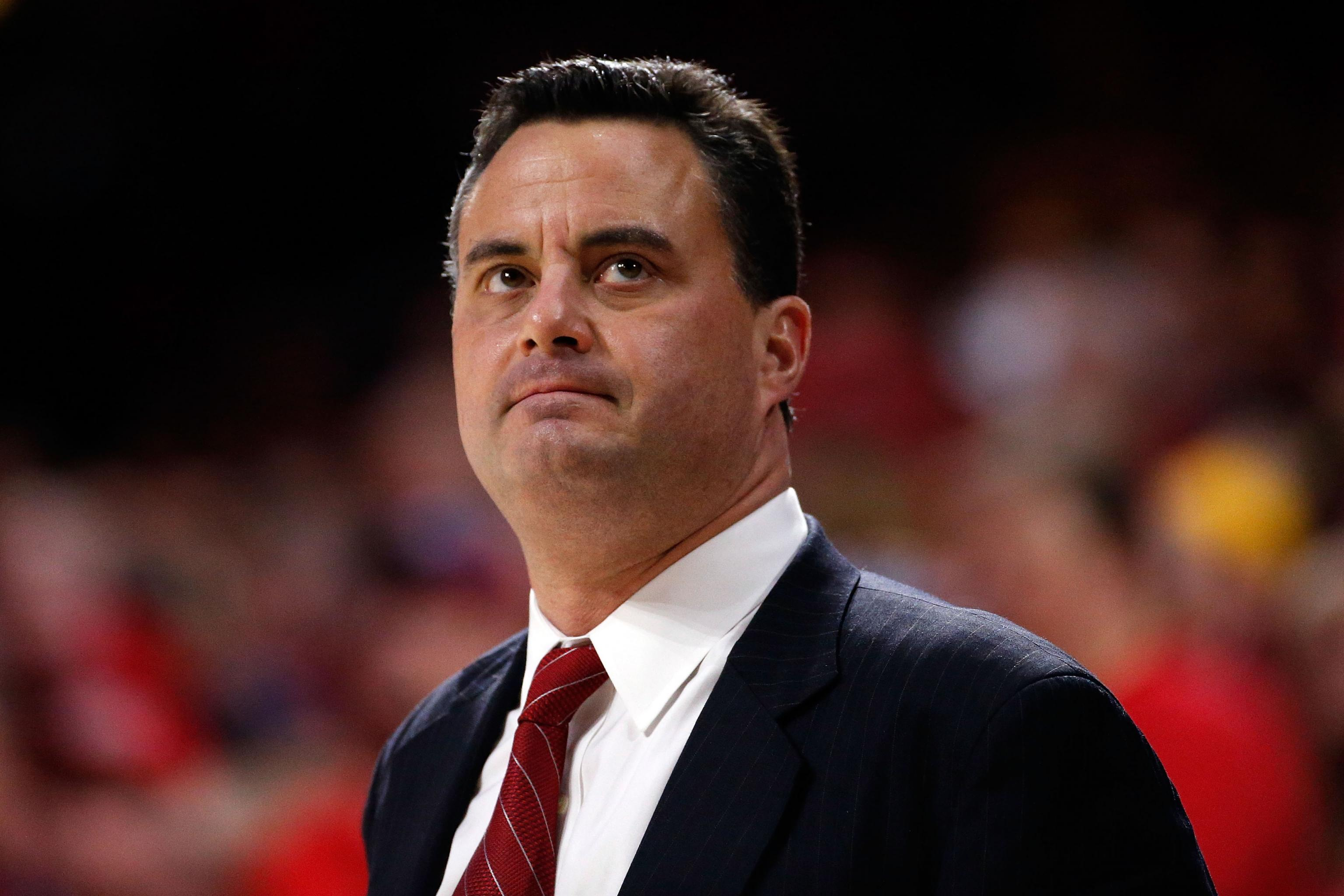 Sean Miller Arizona Reportedly Met To Discuss Coach S Future Amid Fbi Probe Bleacher Report Latest News Videos And Highlights