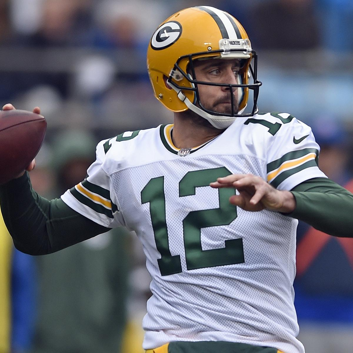 Aaron Rodgers, Packers Have Made Progress Toward New