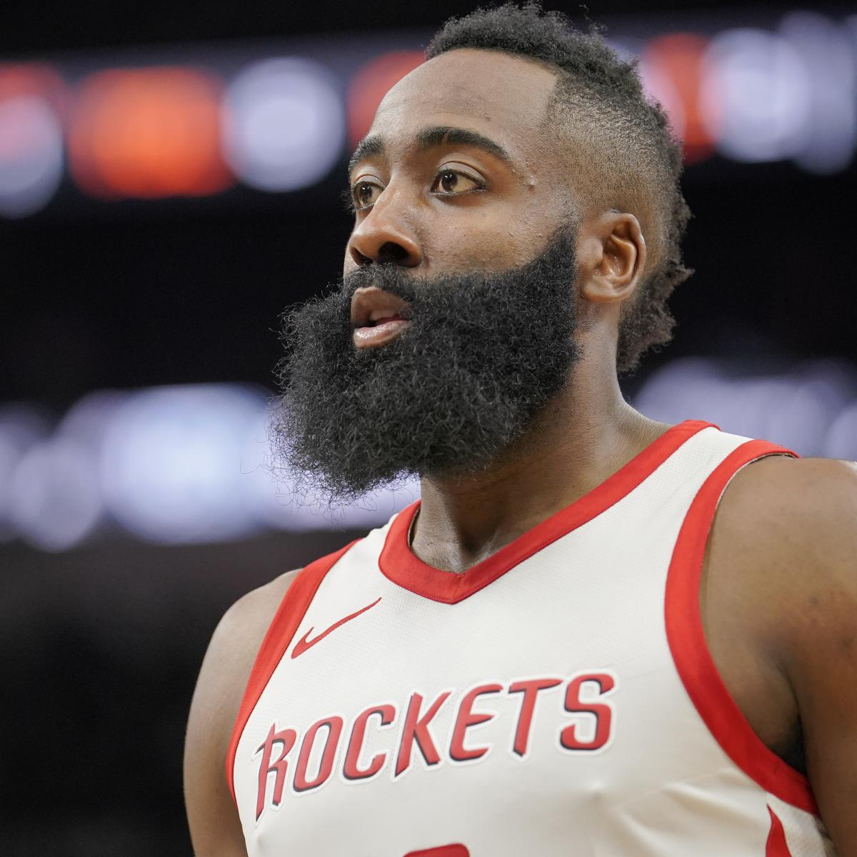 James Harden Yearly Stats: James Harden On Rockets' Title Chances: 'This Is The Year