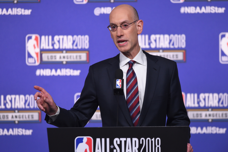Adam Silver Warns Teams About Tanking, Says NBA Will Closely Monitor Their Play