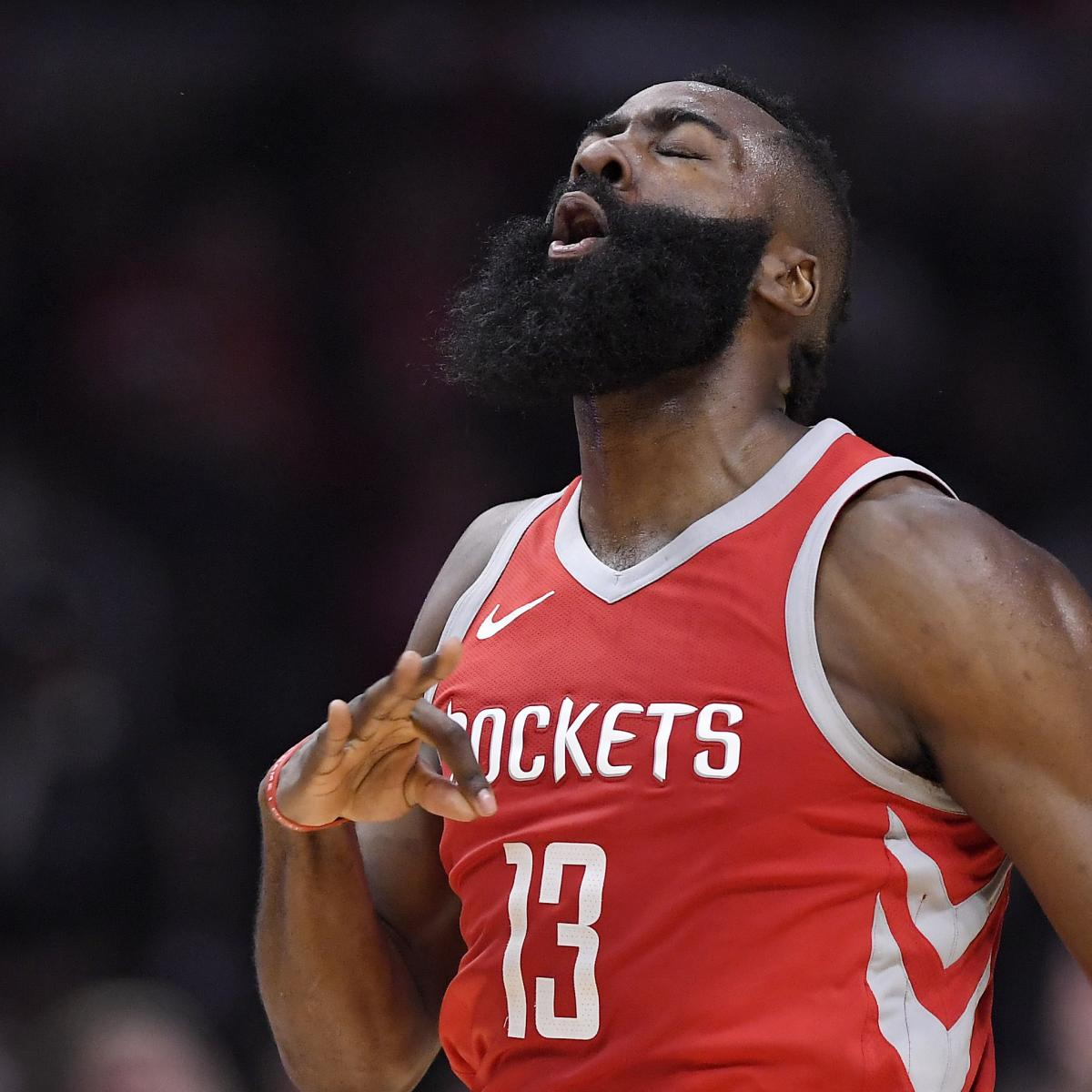 James Harden Points Last Night: James Harden, Rockets Beat Clippers In 1st Meeting Since