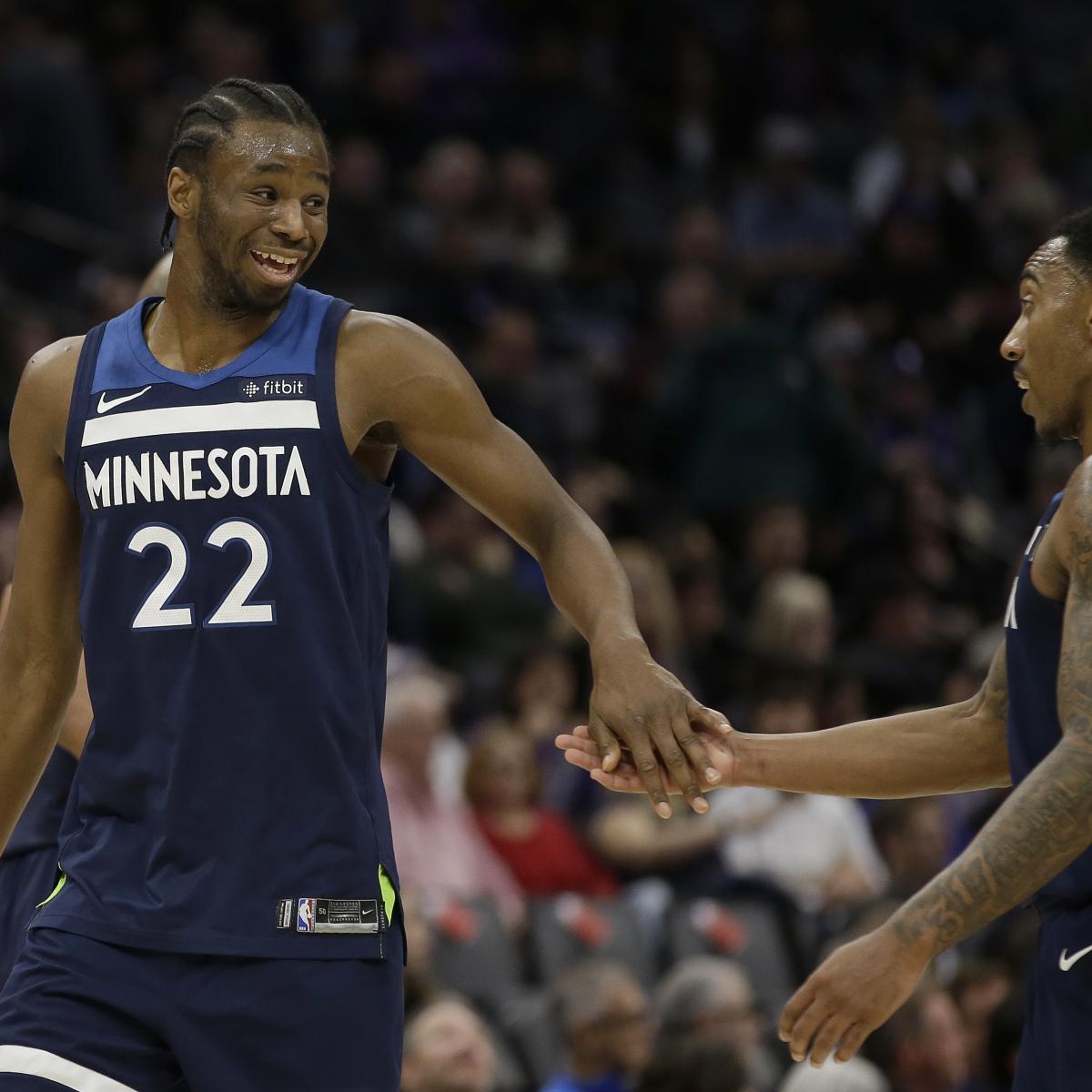 Minnesota Timberwolves Vs. Portland Trail Blazers: Odds