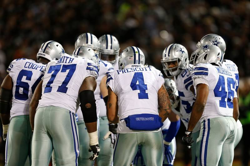 release date: 54638 8ec16 Dallas Cowboys Announced for Amazon's 'All or Nothing ...