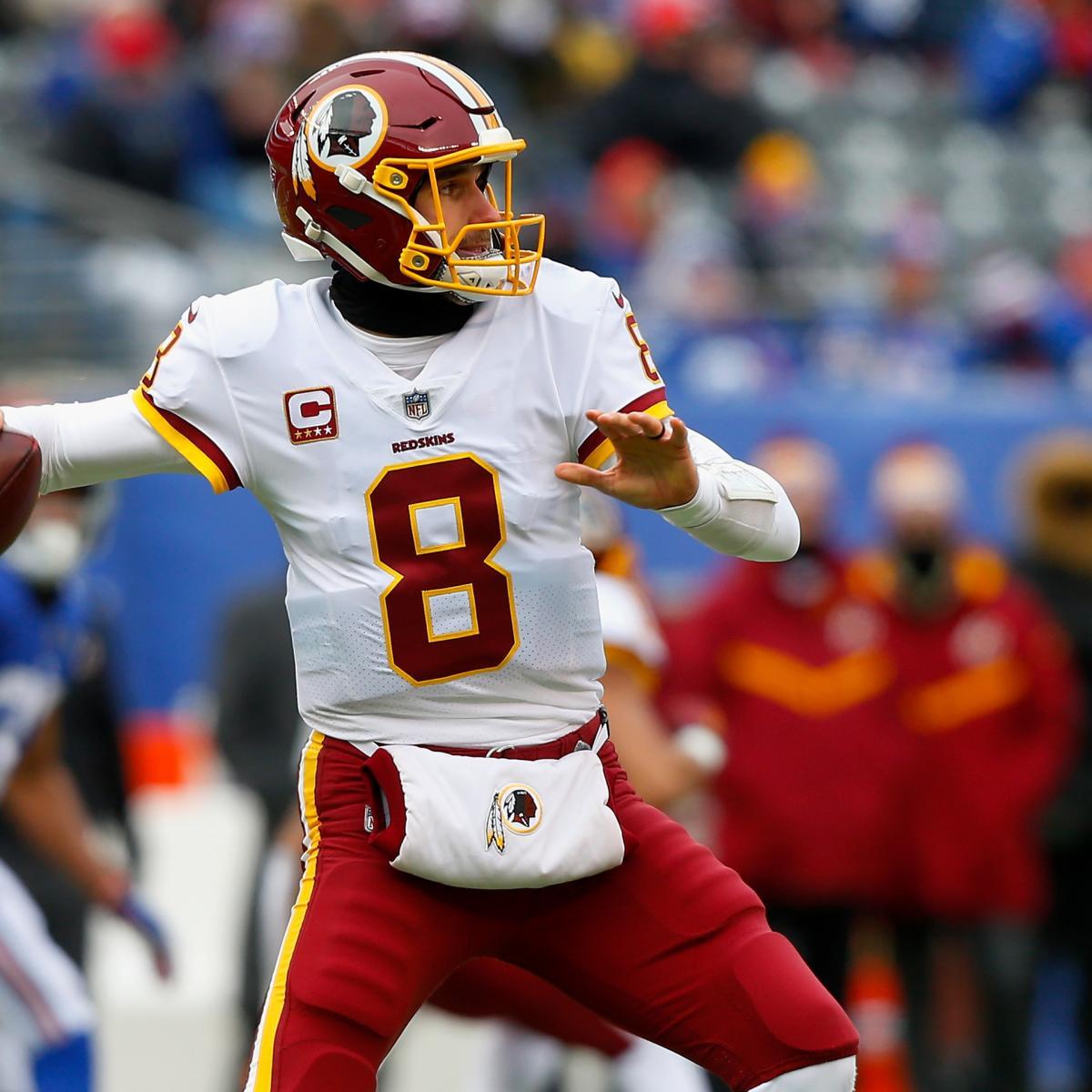 NFL Draft 2018: 1st-Round Mock Draft Based On Day 1