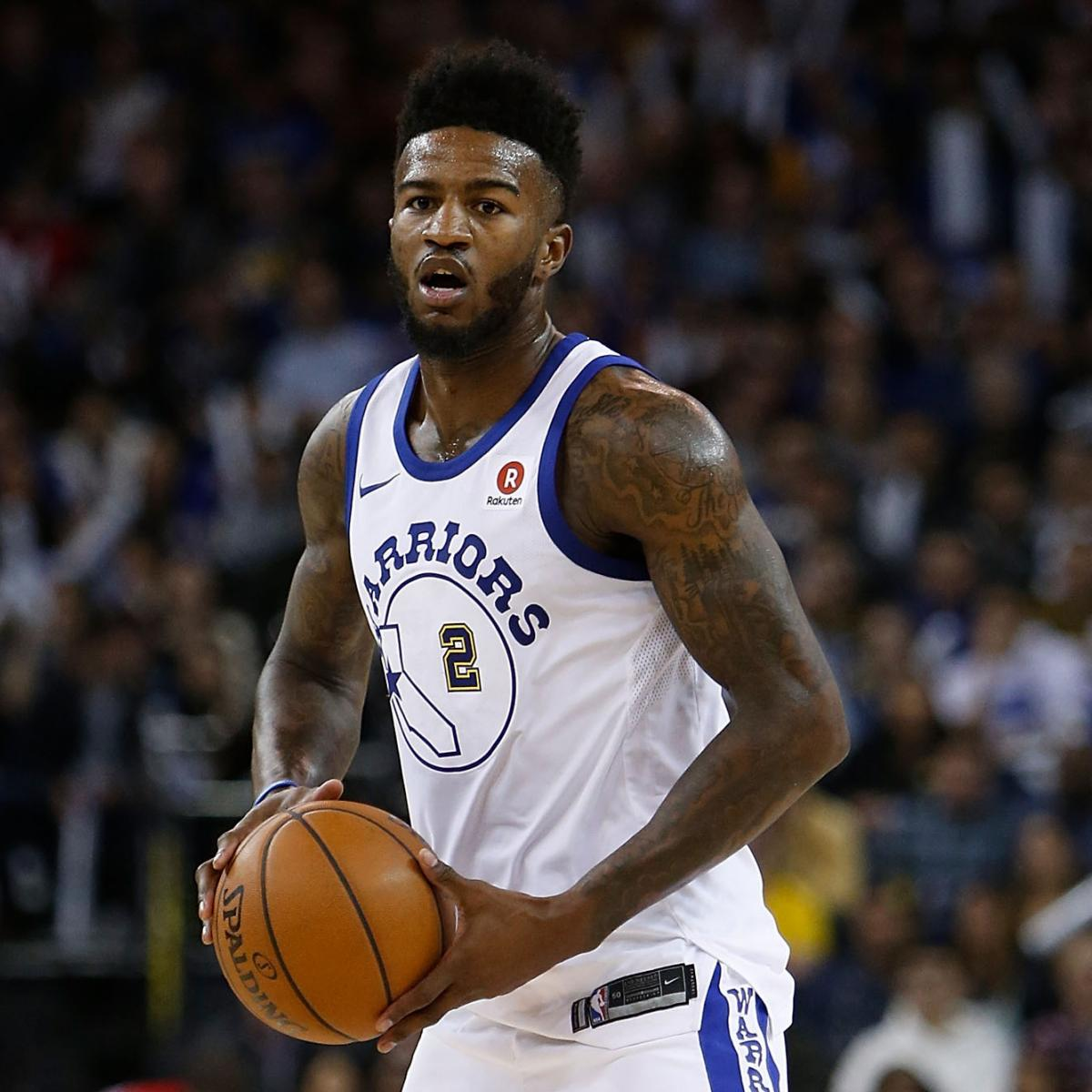 Jordan Bell Exits Vs. Nets With Ankle Injury