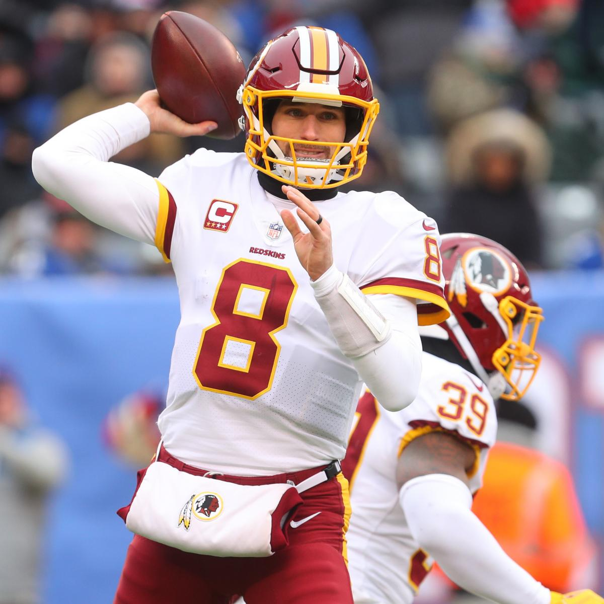 Kirk Cousins Rumors: Broncos Reportedly 'All-In' On Free