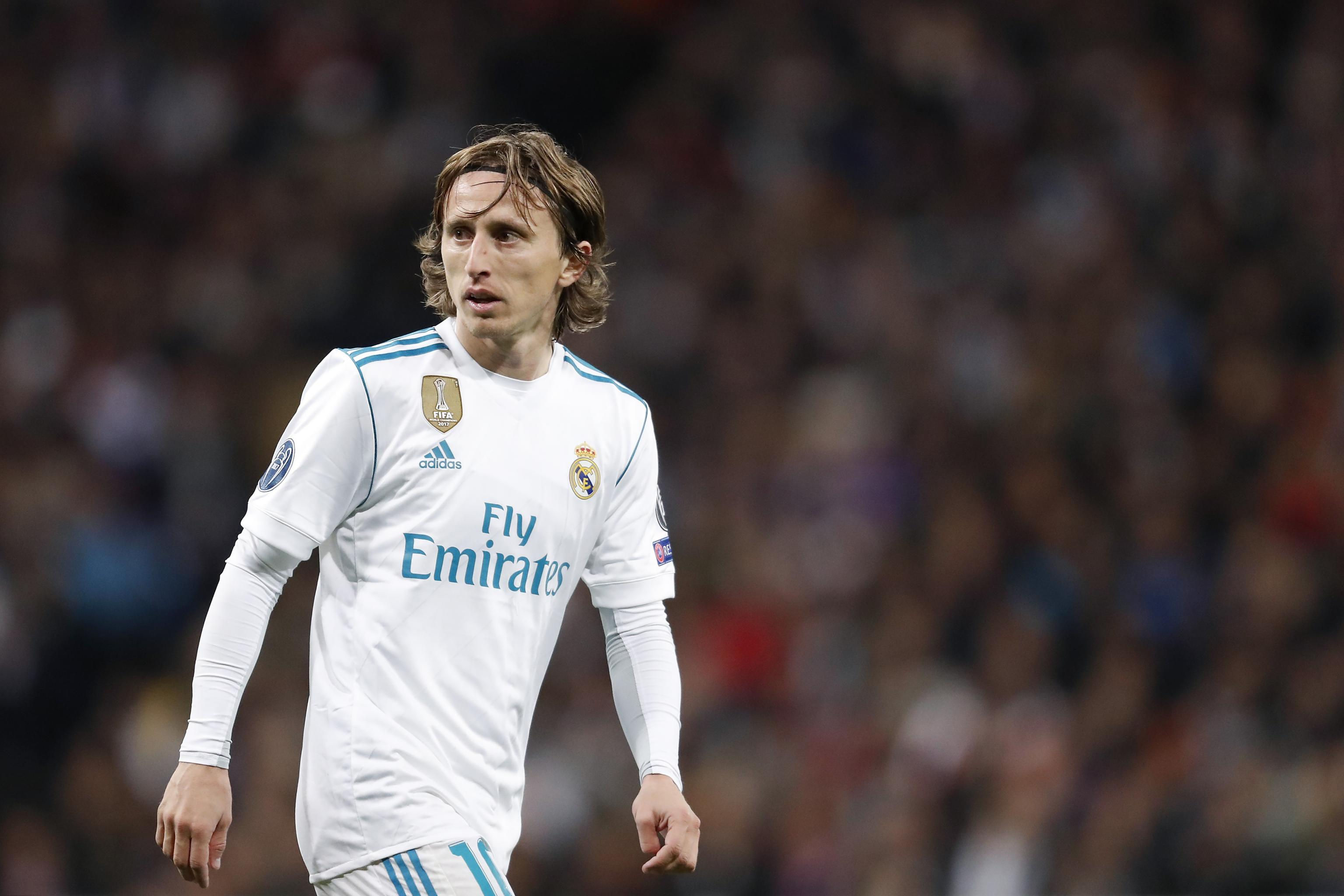 wholesale dealer 4c63e f5bc5 Luka Modric Charged with False Testimony in Former Dinamo ...