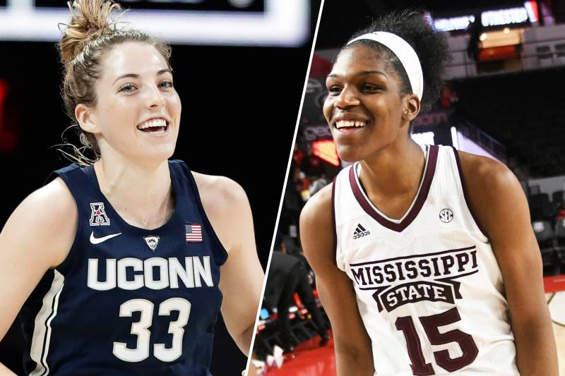 huge discount ae7b7 e8321 The Way Last Year Ended' Fueling Unbeaten UConn, Miss. St ...