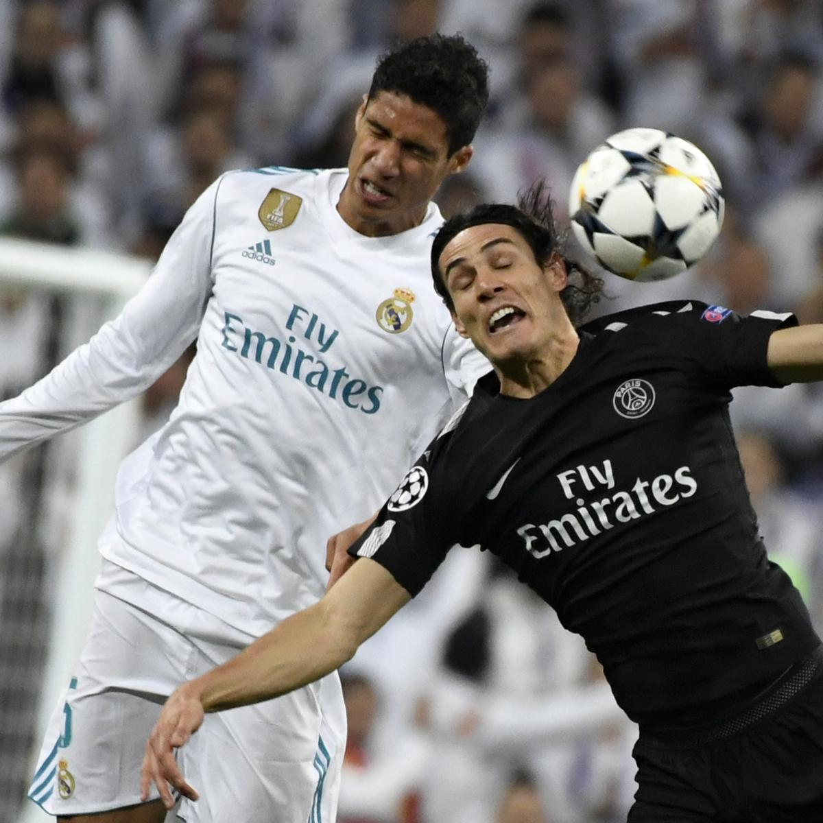 Psg Vs Manchester City Live Score Highlights From: PSG Vs. Real Madrid: Preview, Live Stream, TV Info For UCL