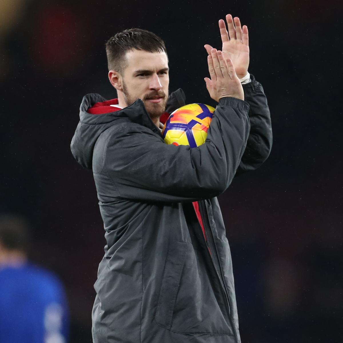 Reports Arsenal Were Ready To Sign Lucas: Arsenal Transfer News: Gunners Ready To Sell Aaron Ramsey