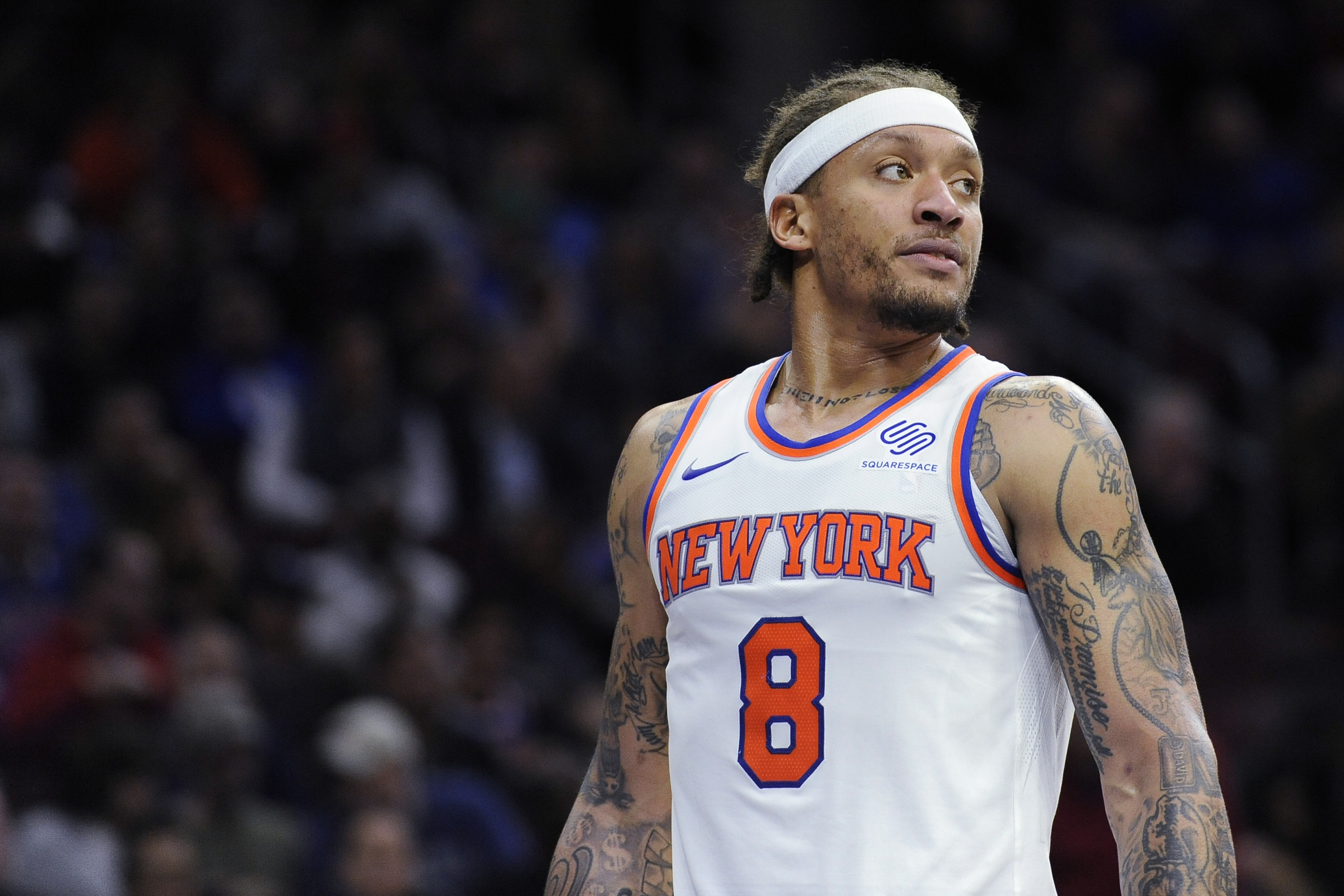 new arrival 2a0b7 c0845 Michael Beasley Could Be Removed from Knicks Starting Lineup ...