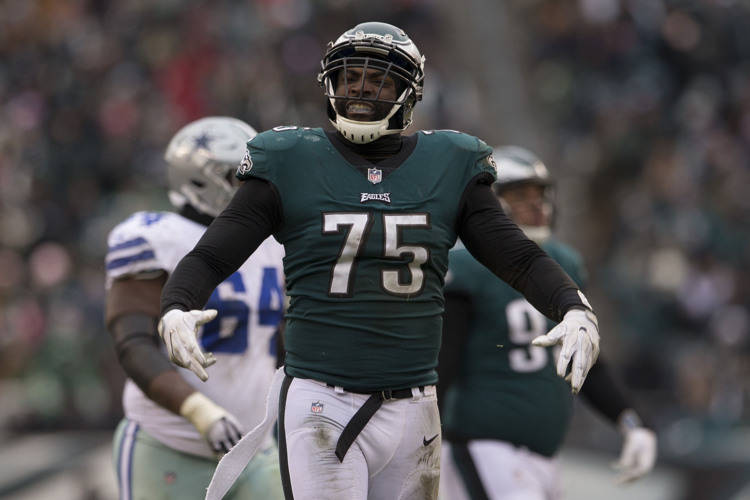 huge selection of bca4d a2f8e Report: Vinny Curry, Eagles in Contract Talks; Trade ...