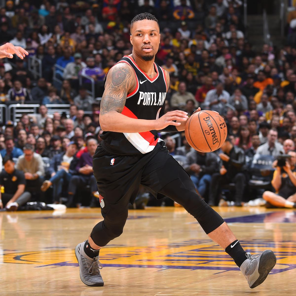 Blazers Game 3: Damian Lillard's 39 Points Lead Blazers To Comeback Win Vs