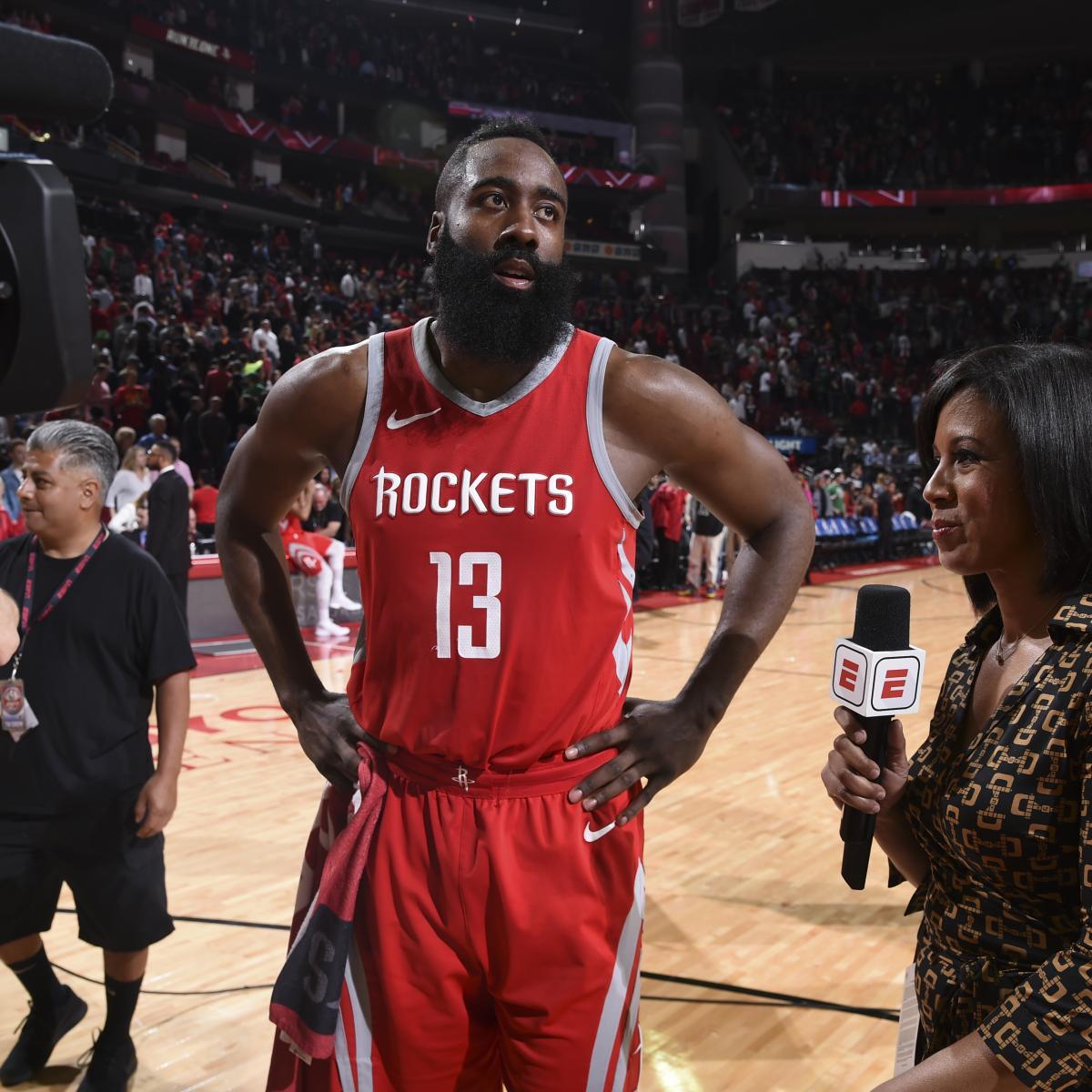 Houston Rockets Vs. Oklahoma City Thunder: Odds, Analysis
