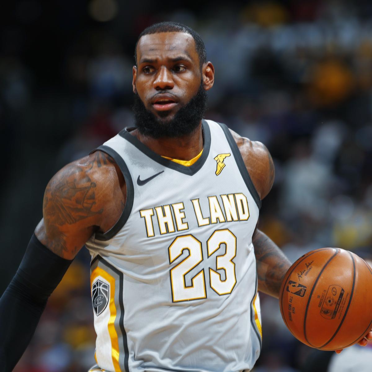 LeBron James Rumors  Cavaliers d36887c1d