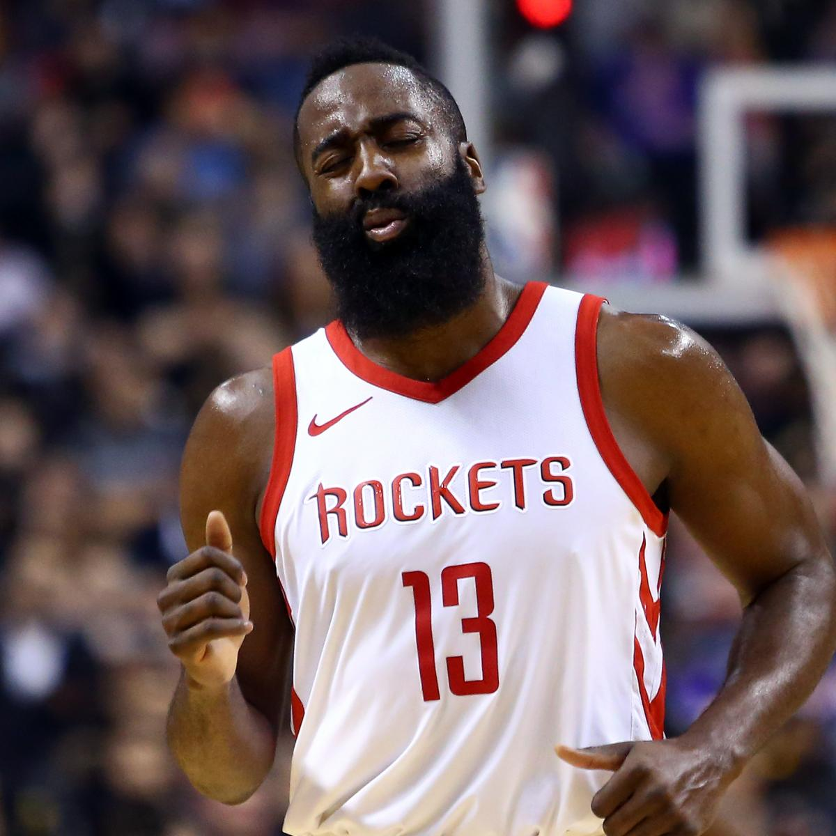 Houston Rockets Game Log: Rockets' 17 Game Win Streak Snapped In Loss To Raptors