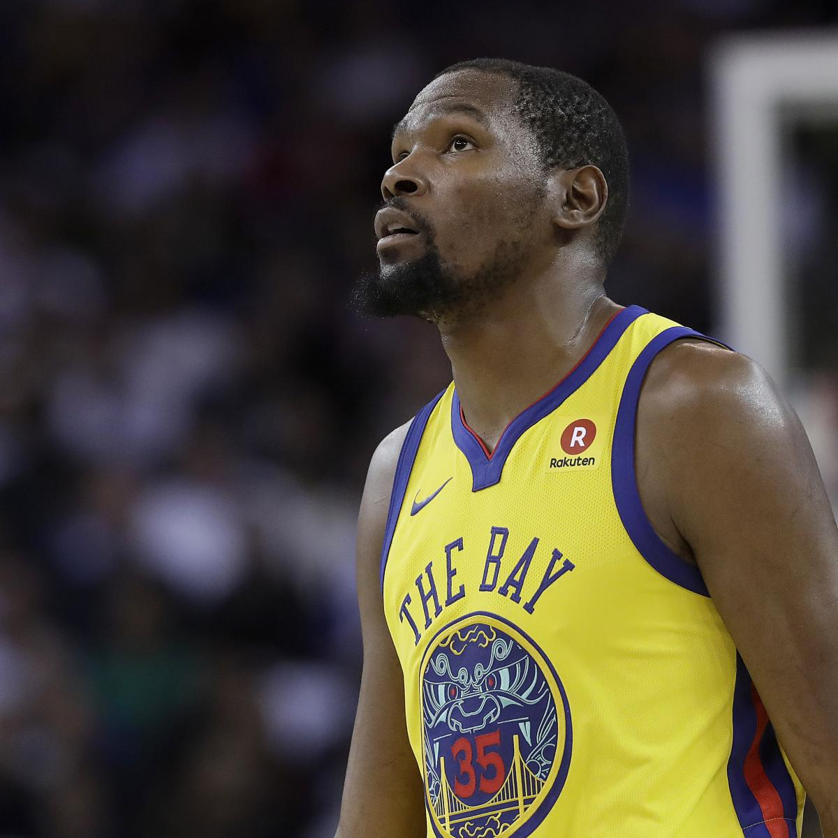 Portland Trail Blazers Vs Warriors: Fan Ejected After Having Words With Kevin Durant At