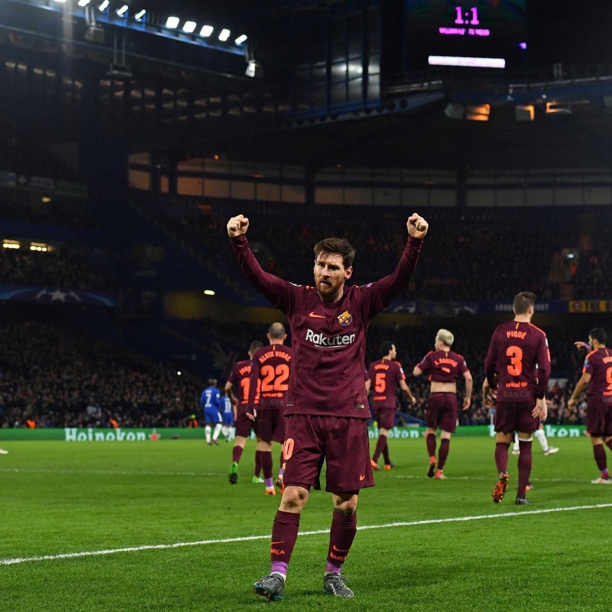 Champions League 2019 Round Of 16 Leg 2 Live Stream Tv: Champions League 2018: Round-of-16 Live Stream, TV Info