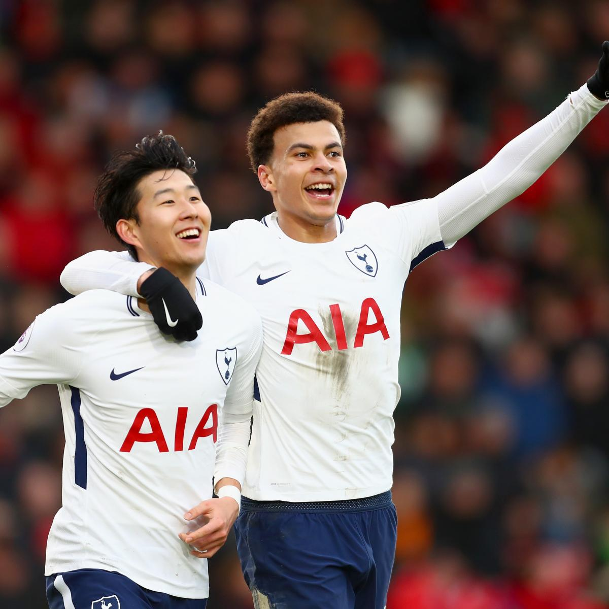 Liverpool News When Did The Premier League S Finest: Premier League Results: 2018 EPL Week 30 Scores, Table And