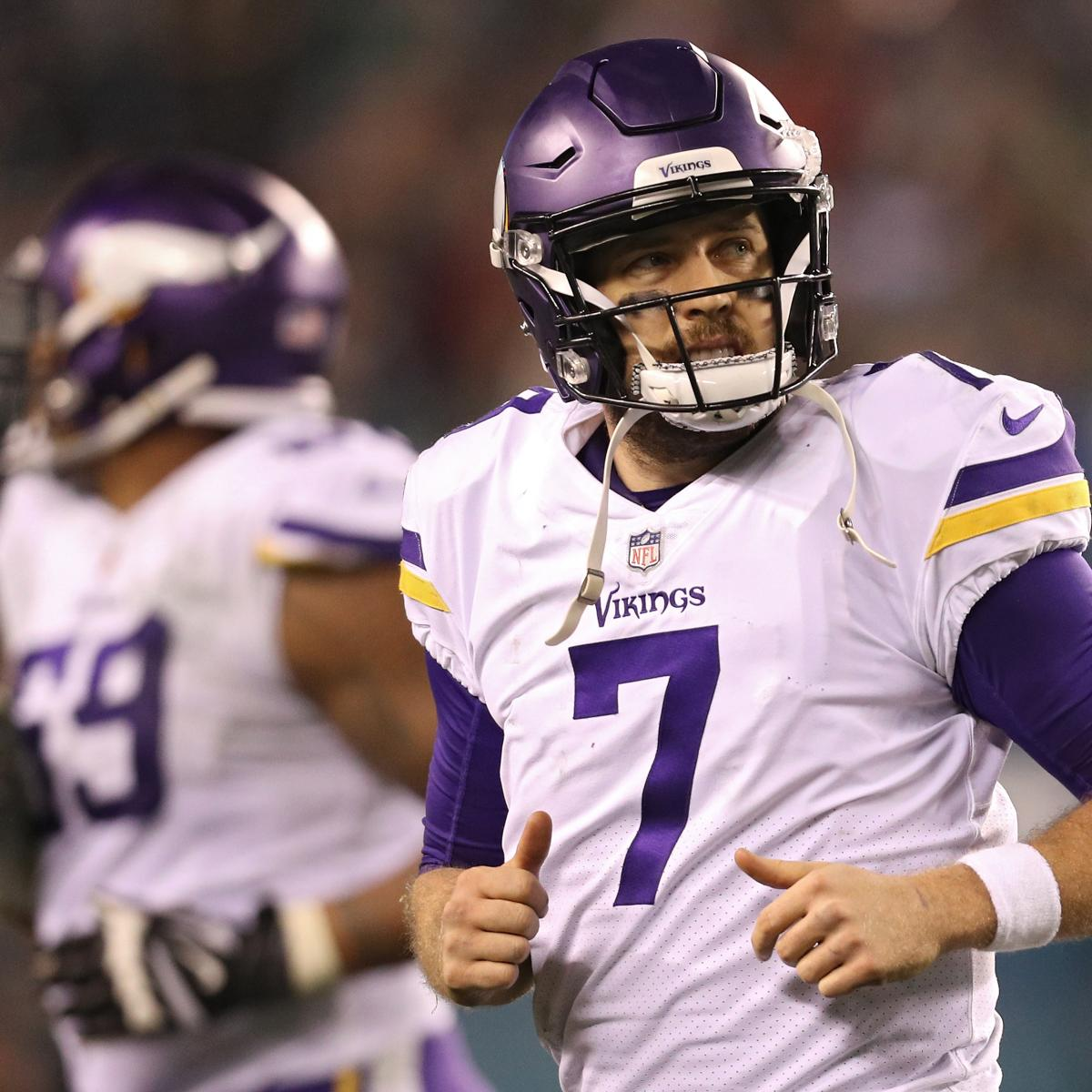 Case Keenum Rumors: Latest Reports On QB Agreeing To
