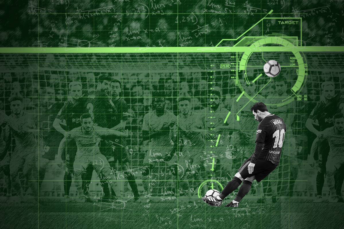 Why Leo Messi Is so Good at Free Kicks but so Average at Penalties