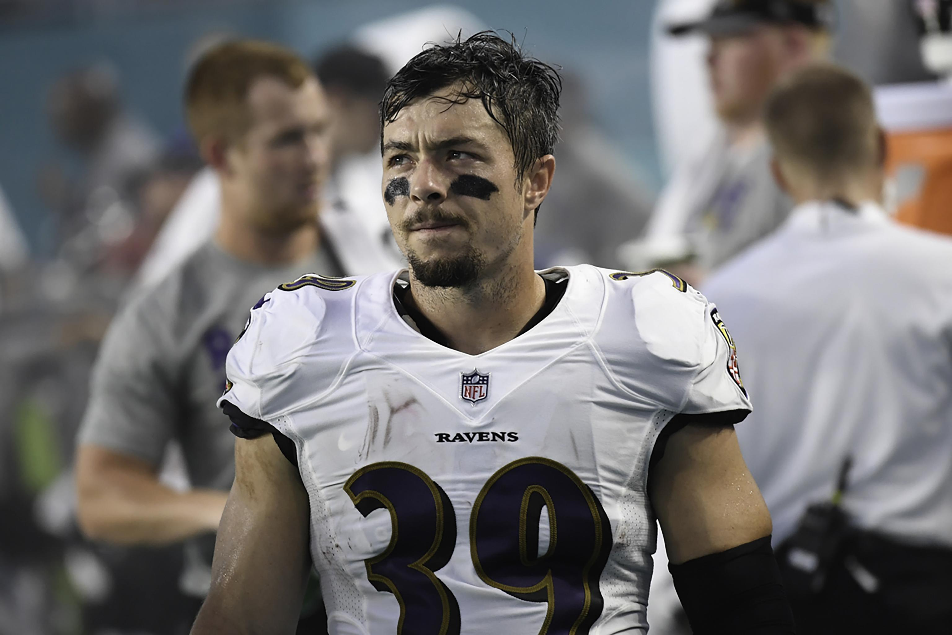 Danny Woodhead Reportedly Released by Ravens After 1 Season with Team | Bleacher Report | Latest News, Videos and Highlights
