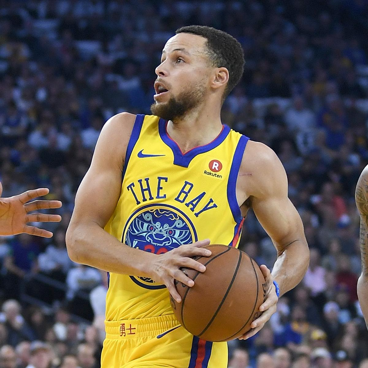 Warriors Record Without Stephen Curry 2017: Stephen Curry, Golden State Warriors Facing Toughest Title