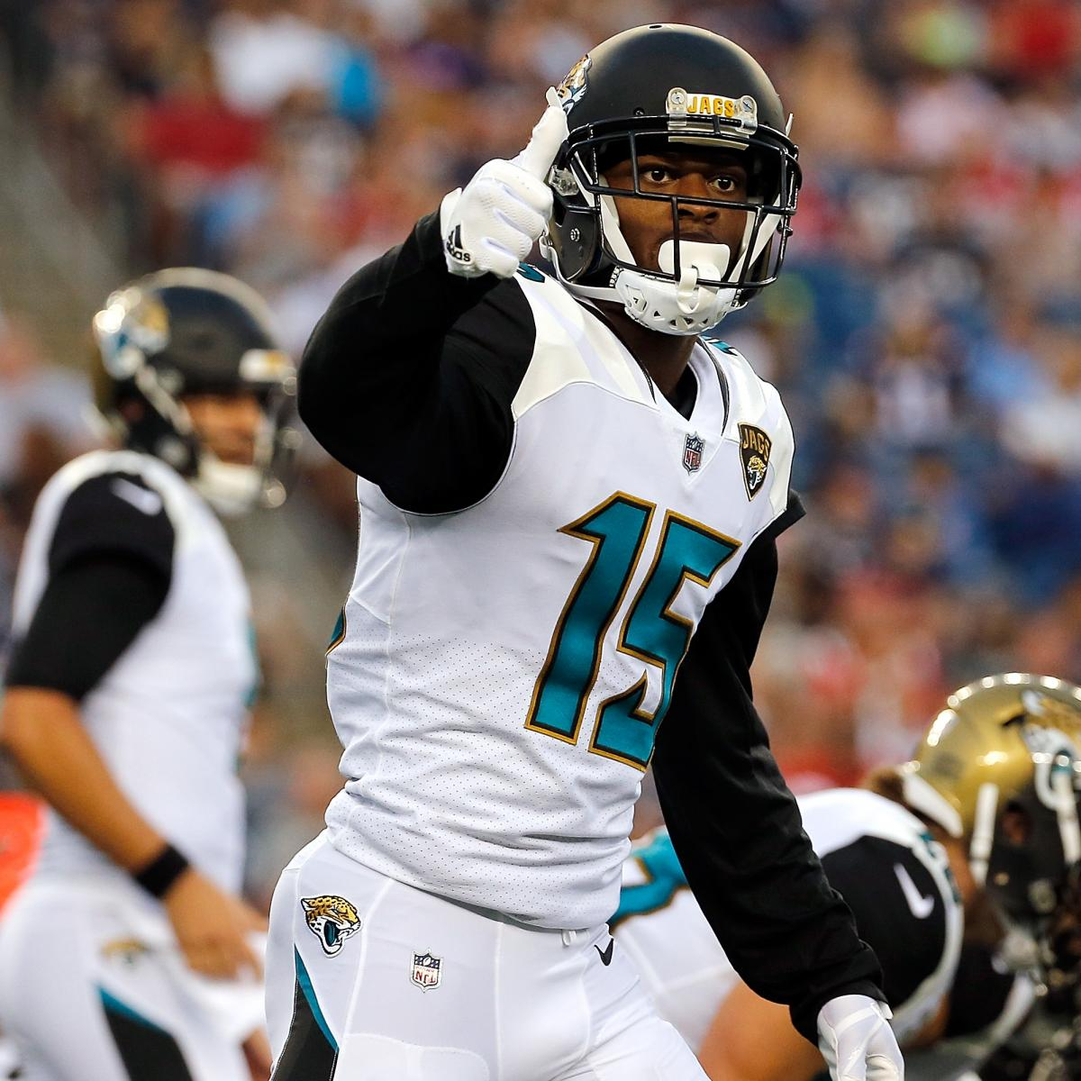NFL Free Agency 2018: Grading Allen Robinson To Chicago