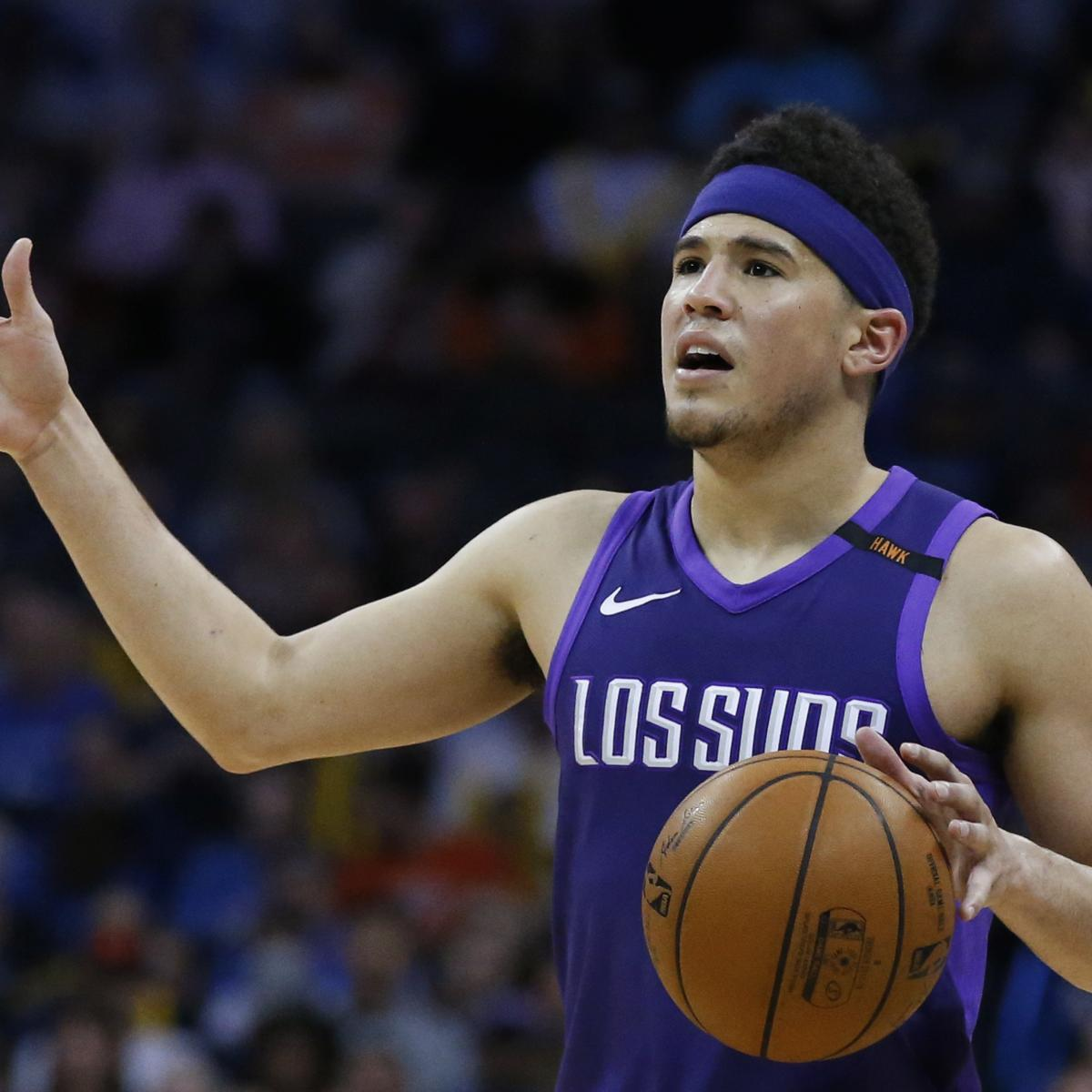 Devin Booker Reportedly to Undergo Surgery on Hand Injury ae9999bde