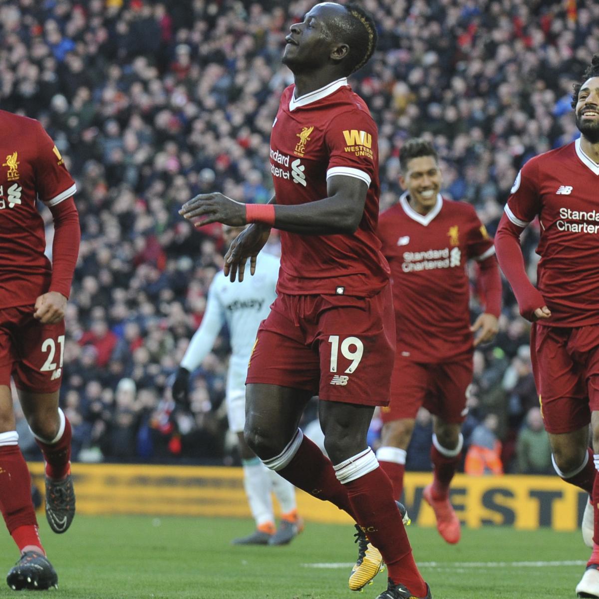 Live Streaming Soccer News Liverpool Vs Benfica Live: Liverpool Vs. Watford: Team News, Preview, Live Stream, TV