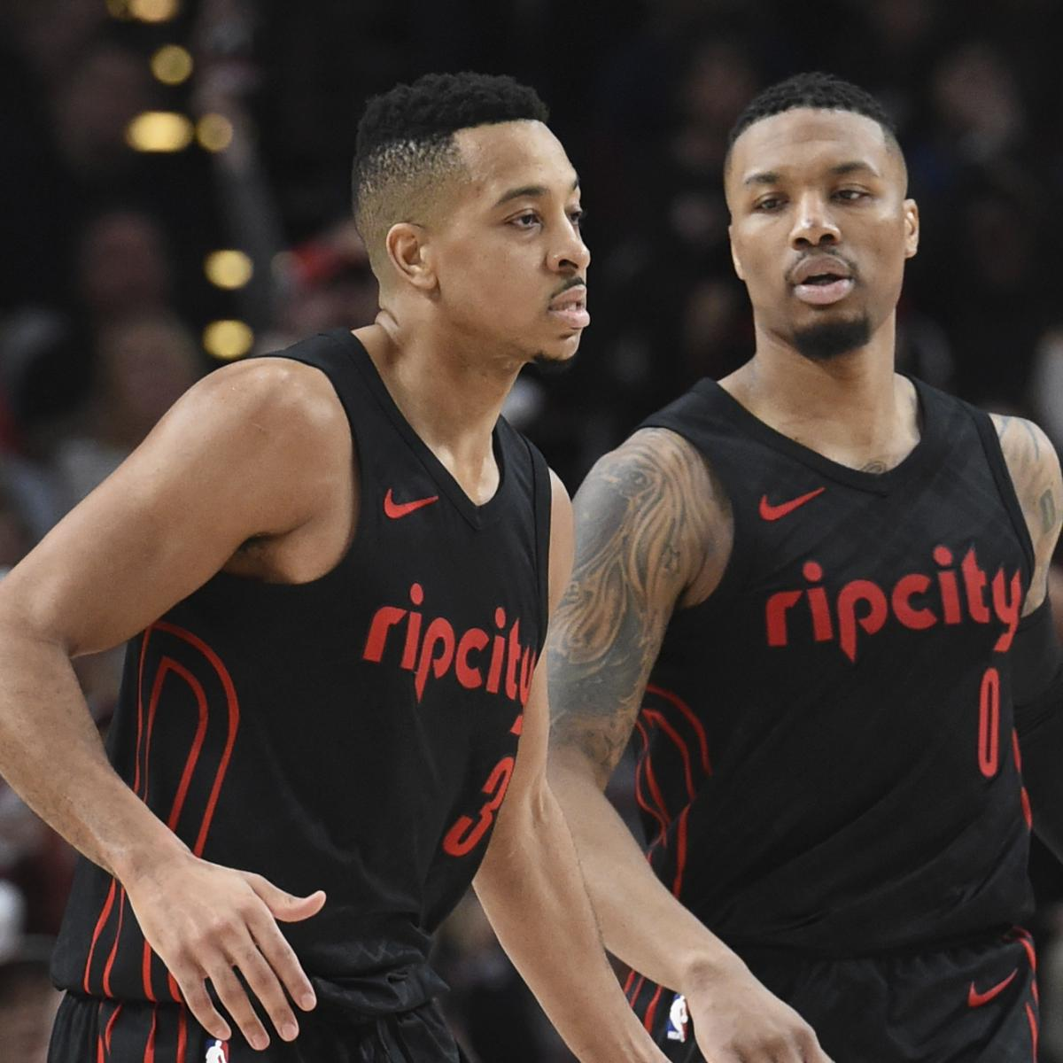 Is It Time To Take Damian Lillard, Blazers Seriously As