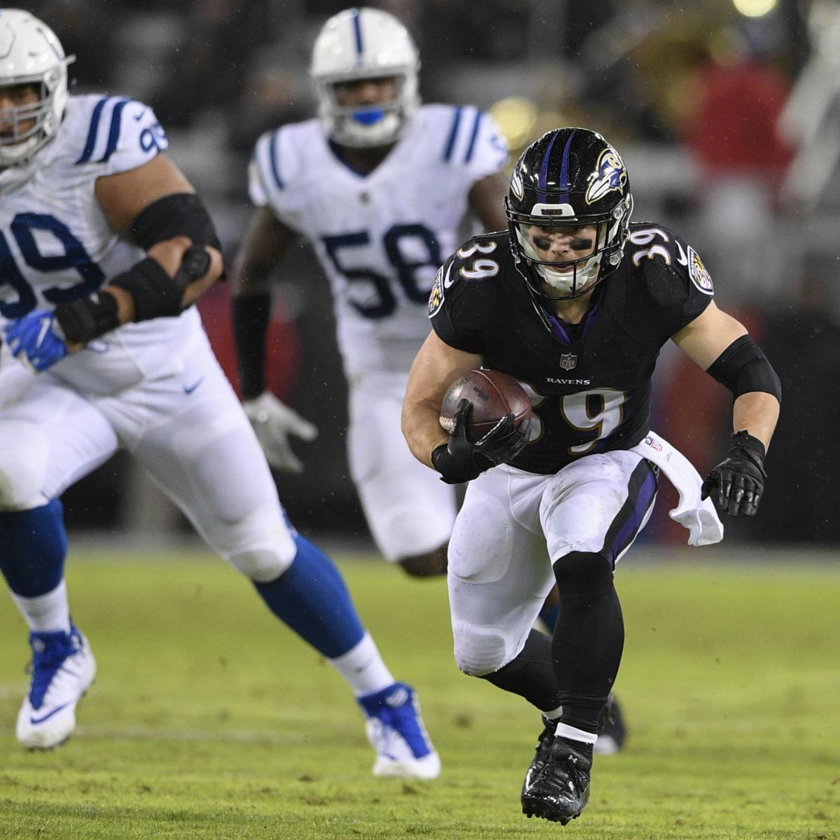 2832fd63d Danny Woodhead Retires from NFL After 10-Year Career
