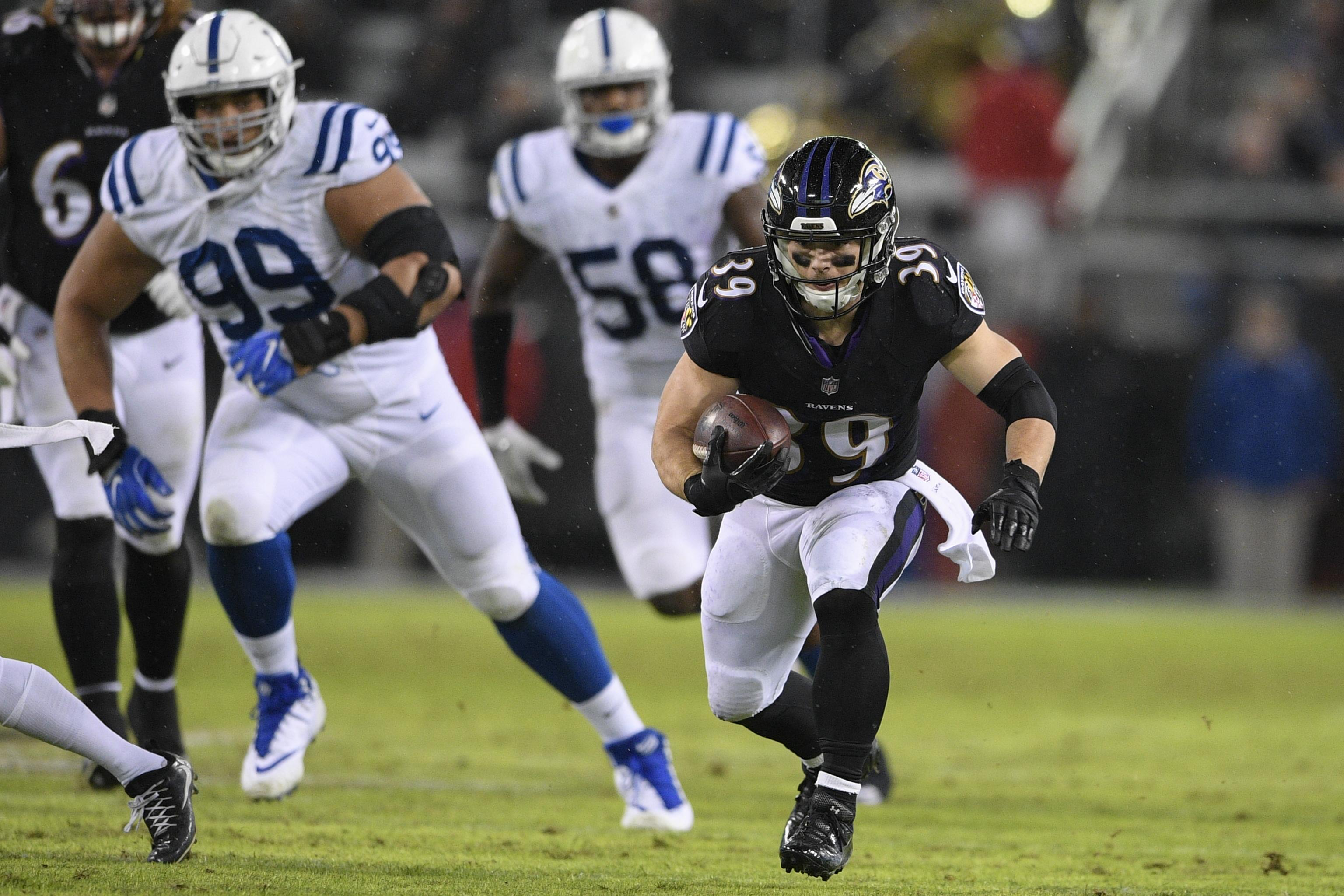 Danny Woodhead Retires from NFL After 10-Year Career | Bleacher Report | Latest News, Videos and Highlights
